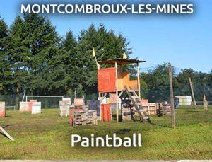 Paintball à Montcombroux-les-Mines
