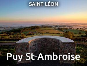 Puy Saint Ambroise - Saint Léon