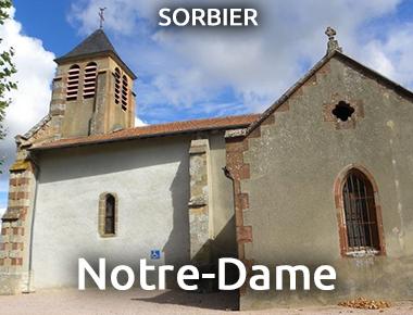Église Notre-Dame - Sorbier