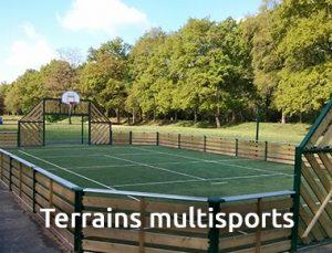 Terrain multisports