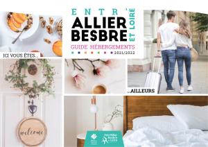 Guide Hébergement Entr'Allier Besbre & Loire 2021-2022